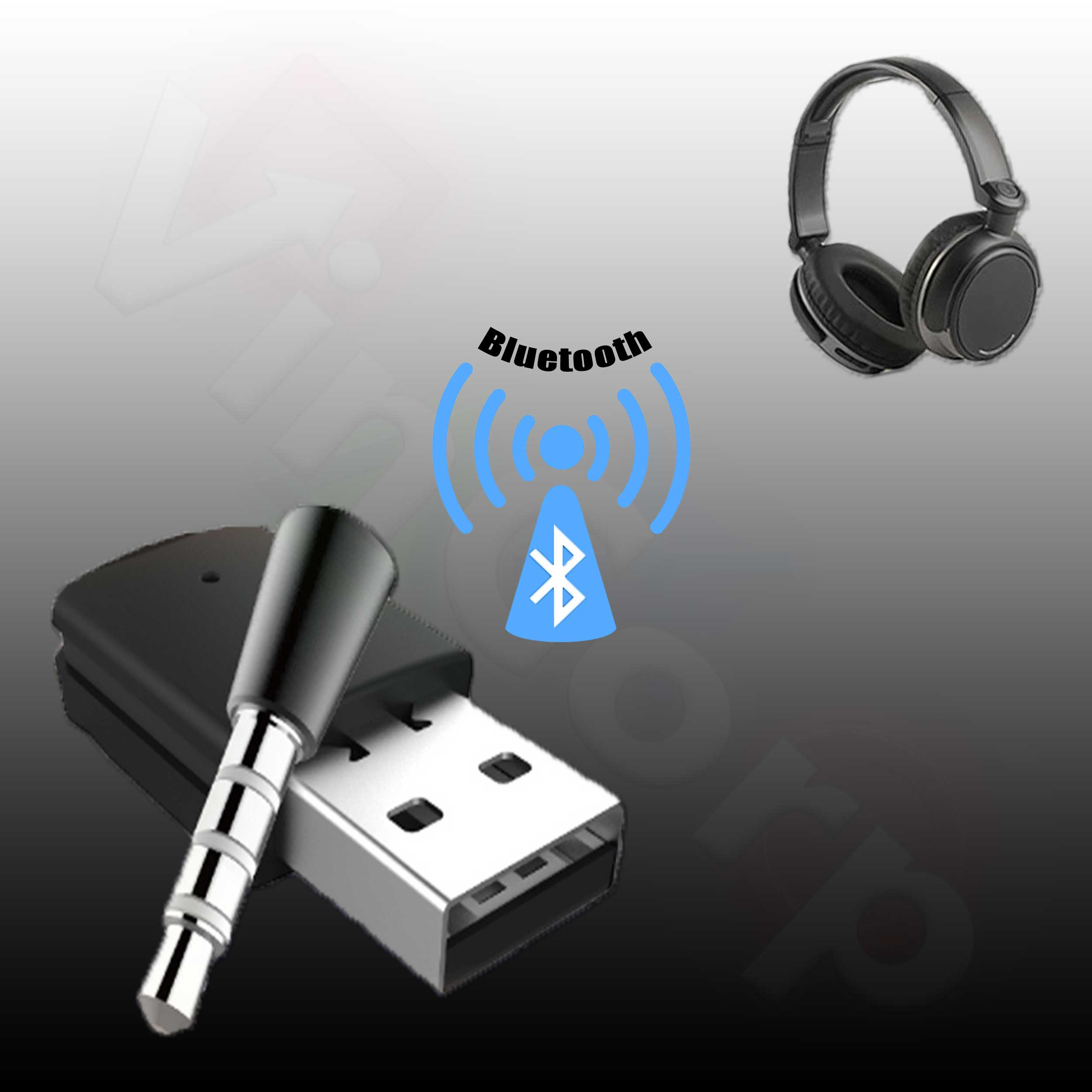 wireless ps4 usb bluetooth dongle adapter microphone. Black Bedroom Furniture Sets. Home Design Ideas